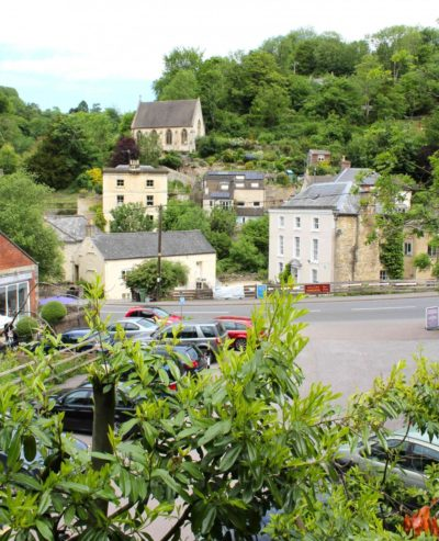 Just a short walk to the village, canals & commons An Area of Outstanding Natural Beauty