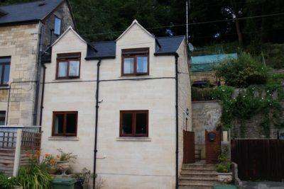 Penrith Lodge sleeps five in 3 bedrooms