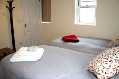 Walden Studio twin bedroom