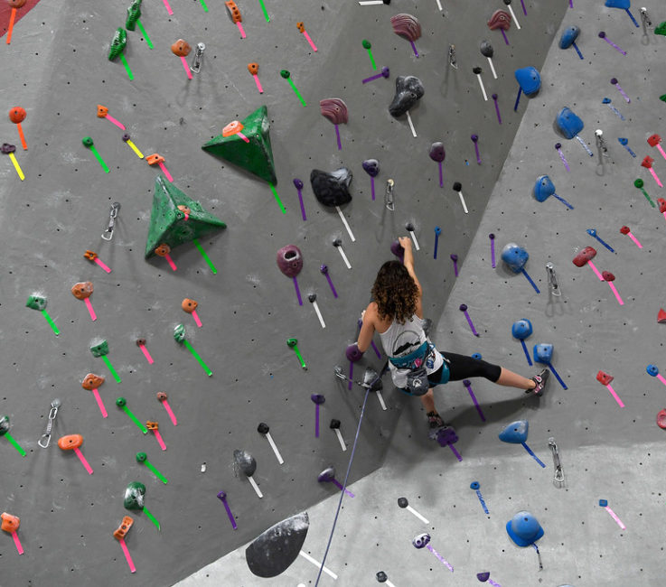 Colorado State climbing team wins national title